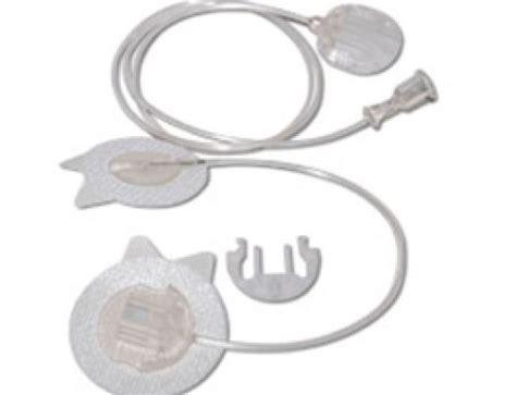 comfort comfort short infusion set auto control medical