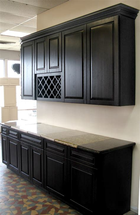 Black Kitchen Cabinets Design Ideas - cool kitchen ideas with black cabinets 4747 baytownkitchen