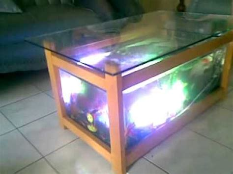 membuat filter aquarium dari kaca meja aquarium youtube