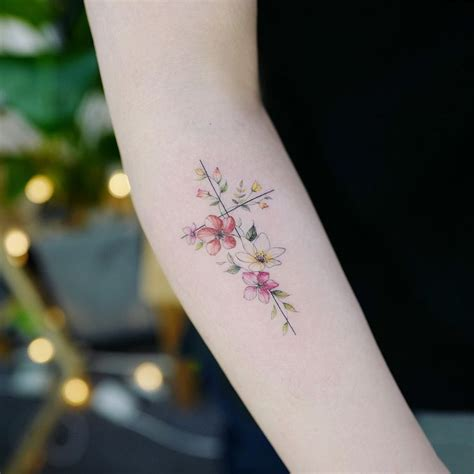 floral cross tattoos best 25 cool cross tattoos ideas on cross