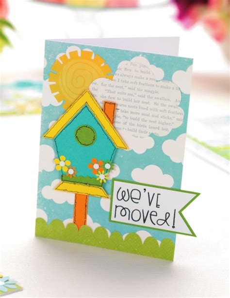 moving home cards template moving home cards free card downloads card