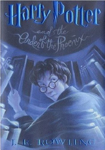 harry potter and the order of the book report j k rowling reveals outline for harry potter book 5