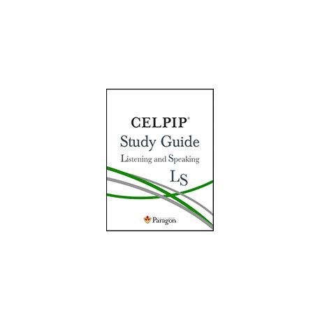 Celpip Study Guide Listening And Speaking