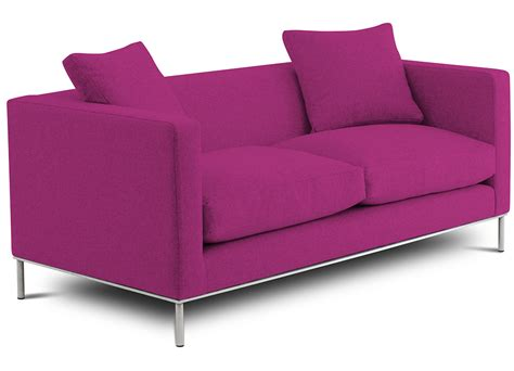 Sofa Orchid pantone 2014 color of the year radiant orchid for your home radiant orchid l shade