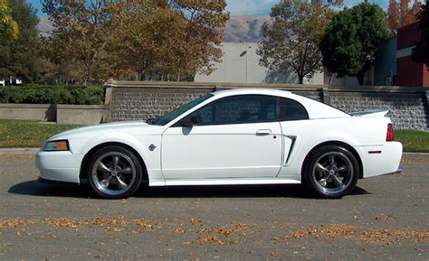1999 white ford mustang smeech 1999 ford mustang specs photos modification info