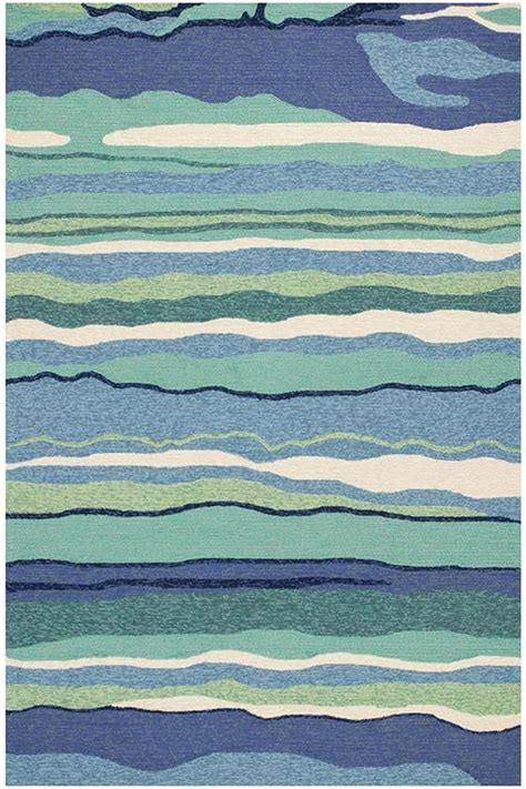 Modern Outdoor Rugs For Patios by Seacoast Area Rug Hooked Rugs Synthetic Rugs