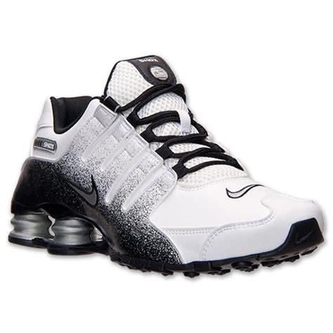 nike shoes nz s nike shox nz eu running shoes white metallic silver
