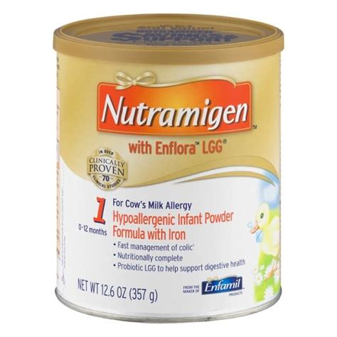 Formula Hypoallergenic Enfamil Nutramigen With Enflora Lgg Hypoallergenic Infant
