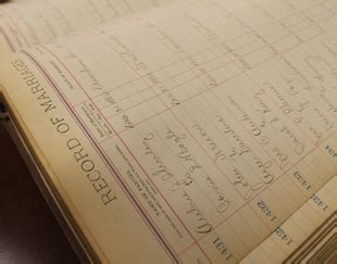 Nashville Marriage Records Marriage Records 1864 1905