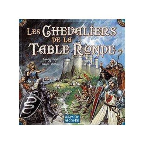 acheter chevaliers de la table ronde les boutique