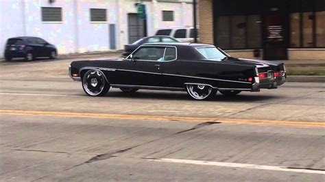 fiore buick gn on 22s buick electra on 26 quot fiore s