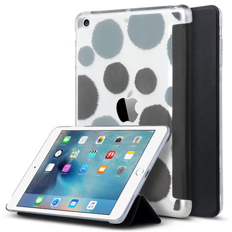 Smart Mini 2 ultra slim magnetic leather smart cover for pro