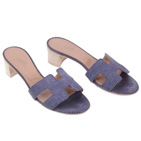 Sandal Hermes 2020 1 1 hermes light blue oasis sandals shoes slides size 36 w box at 1stdibs
