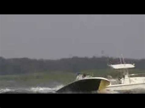 boat crash video aftermath connecticut river boating accident youtube