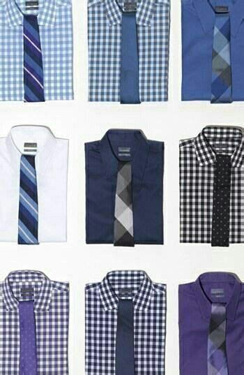 simple guide to match the tie and shirt patterns its