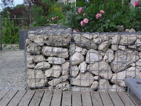 Gartengestaltungsideen Mit Gabionen gartengestaltung mit gabionen ideen und materialien