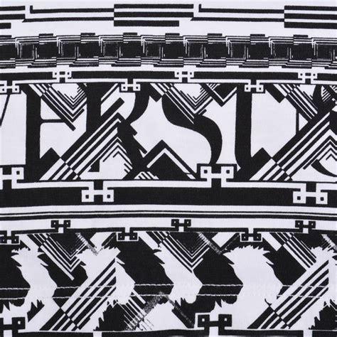 versus versace border pattern t shirt versus versace border pattern t shirt shopstyle co uk