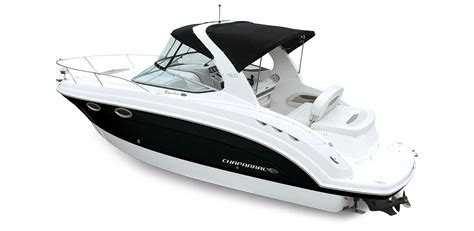 boat arch with bimini top 2015 chaparral 270 signature cruiser features