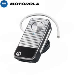 Motopure H12 Bluetooth Headset Gets Bling by Motorola H12 Motopure Bluetooth Headset