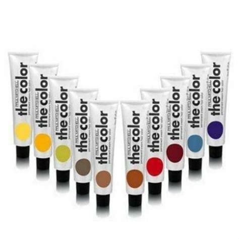 paul mitchell the color paul mitchell the color 3 oz ebay