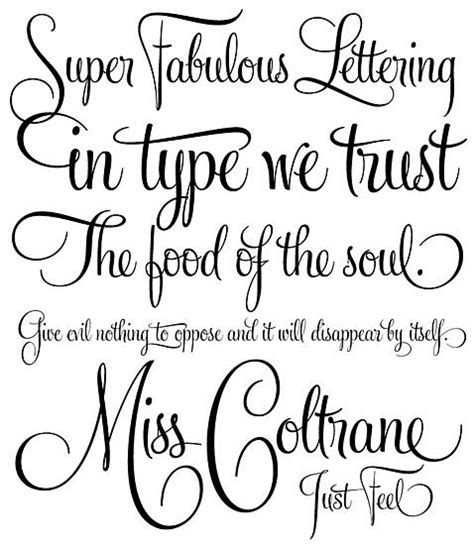 ink spiration tattoo fonts both men and women