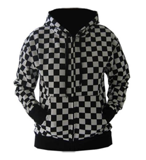 design checkered hoodie custom embroidered zip hoodies bronze cardigan