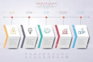 Adobe Plans color step design clean number timeline templategraphic or
