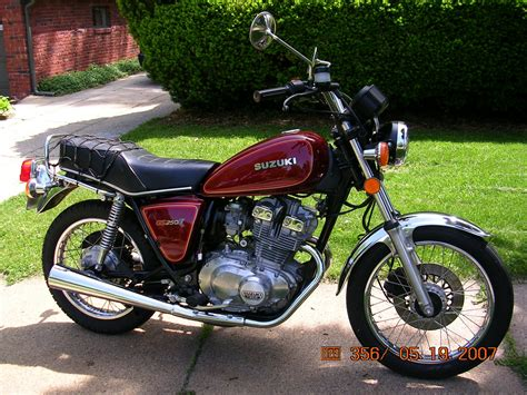 Suzuki Gs250 For Sale Fs Ft 1981 Suzuki Gs250t With Title Runs