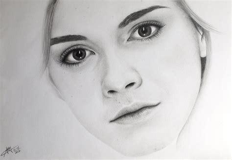 emma watson drawing emma watson by nicofey on deviantart