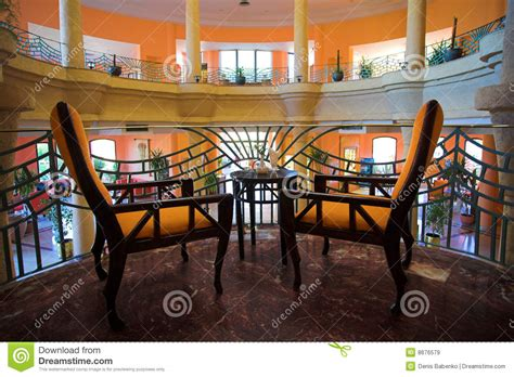 Hotel Armchairs by Armchairs In Hotel Royalty Free Stock Images Image 8676579