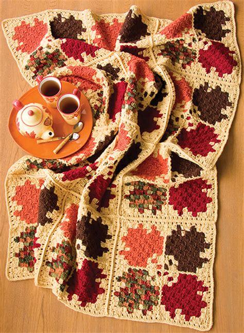 crochet leaf pattern afghan crochet magazine defining crochet