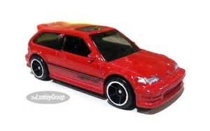 MINICARS: 2014 Hot Wheels Honda Civic EF   Japanese