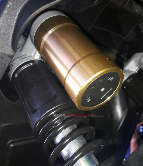 Shock Kyb Zeto Tabung Shock Tabung Yamaha Nmax 2018 Kyb Bmspeed7