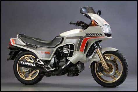 Motorrad Honda Turbo by Honda Moto Arriva Un Nuovo Modello Turbo
