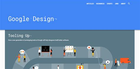 google design 14 websites and apps using google s material design