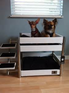 Bunk Bed For Dogs Lazybonezz Metropolitan Pet Bunk Bed Lazybonezz Loft Bed Pet Supplies