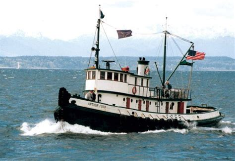 tug boats for sale in washington state arthur foss historic tug boat built in 1889 and harbored