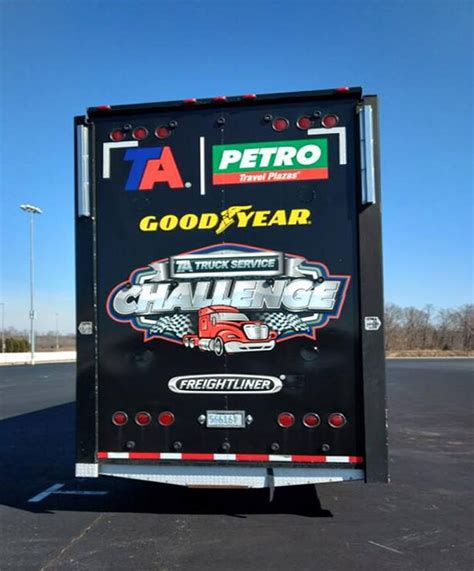 ta truck back on the road introducing the ta truck service challenge