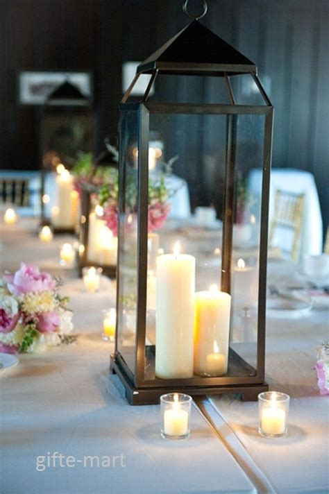 wedding ideas extra large wedding candle lanterns for