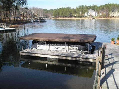 boat dock cover design the touchless boat cover