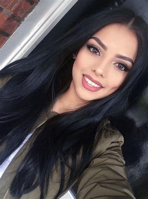 ethnic hair coloring latino si tienes el cabello negro mira estas maneras de lucirlo