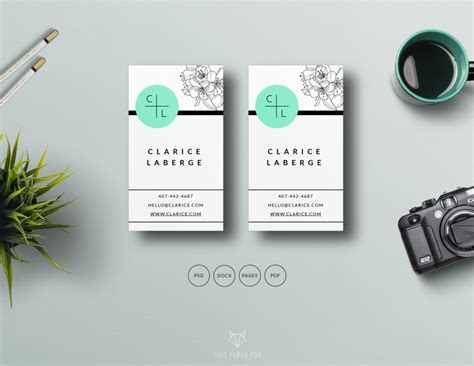 Fashion Business Card Templates Free by Fashion Business Cards Business Card Design
