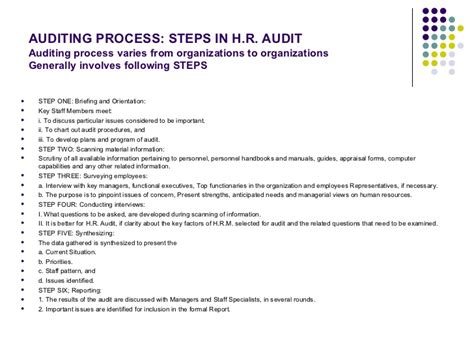 sle hr reports sle hr audit report 28 images auditing resume ideas 7