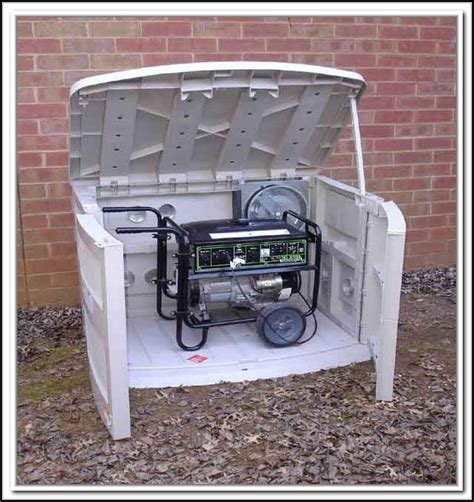 Shed For Generator by Storage Shed For Generator Sheds Home Decorating Ideas