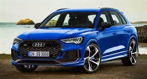 Audi Q3 2020 by 2020 Audi Rs Q3 Imagined In Rendering