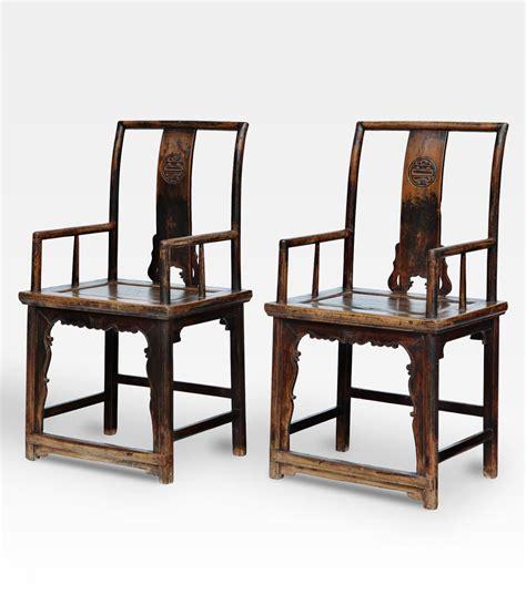 poltrone e sofa cinesi antiche poltrone da dignitario cina h 106 cm l 55 cm