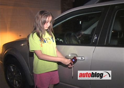How To Unlock Car Door With Cell Phone by Autoblog Shows How To Unlock Your Car With A Cell