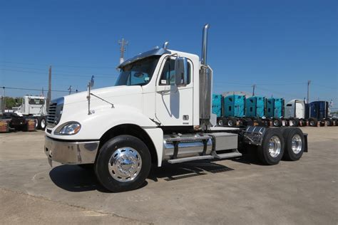 truck in houston freightliner columbia 120 in houston tx for sale used