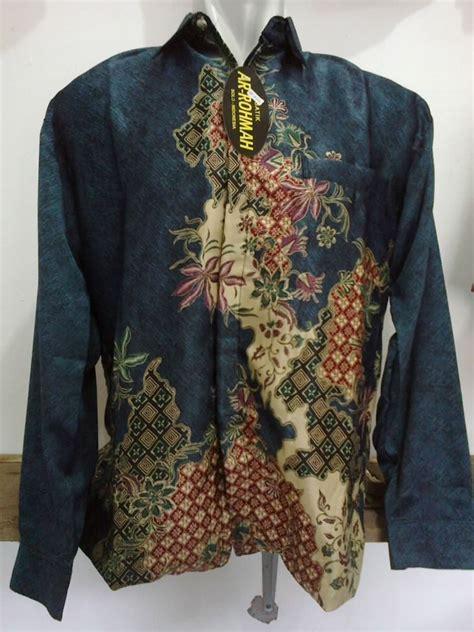 Hem Harris Semi Dan Furing pakaian batik