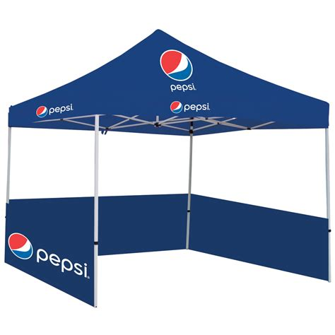 tent event deluxe showstopper 10 square event tent pepsi